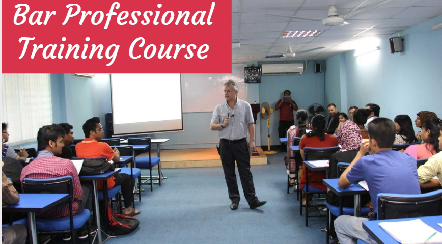Bar Professional Training Course
