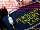 Personal Injury Lawyer - Career Overview