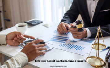 How long does it take to become a lawyer?