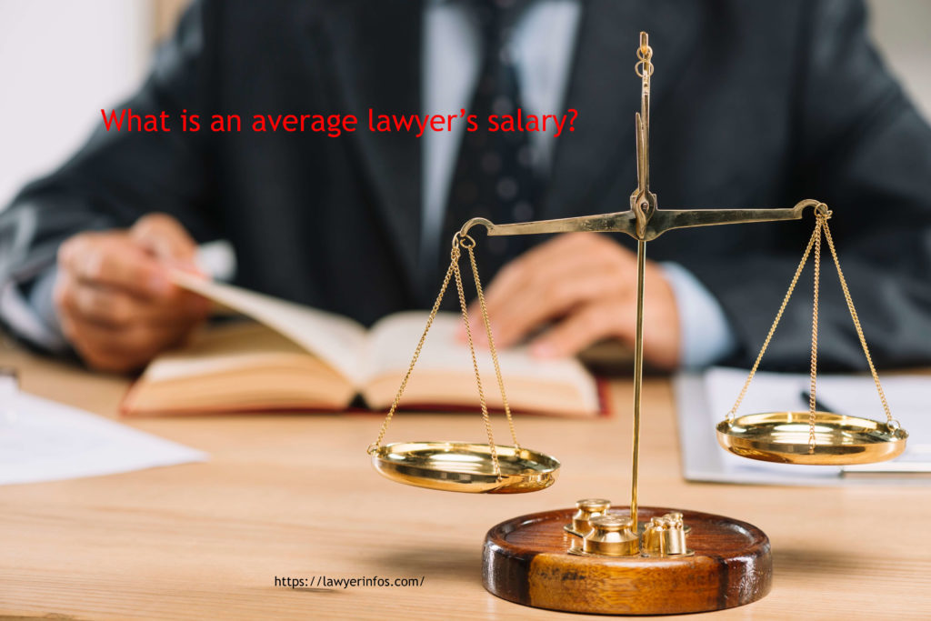 Lawyers Salary